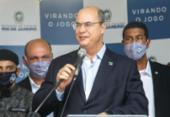Comissão da Alerj aprova continuidade do impeachment de Witzel | Foto: Foto: Governo do Estado do Rio de Janeiro