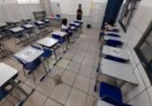 Volta às aulas em Brumado é marcada salas vazias | Reprodução|