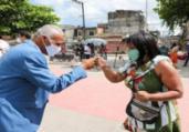 Pastor Sargento Isidório inicia campanha em Periperi | Divulgação