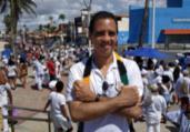 Ato no Abaeté marca início da campanha de Hilton Coelho | Augusto Queiroz | Divulgação