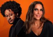 Ivete e Emicida lançam Trevo, Figuinha e Suor na Camisa | Divulgação