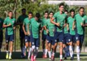 Covid-19: cinco jogadores do Fluminense testam positivo | Lucas Merçon | Fluminense