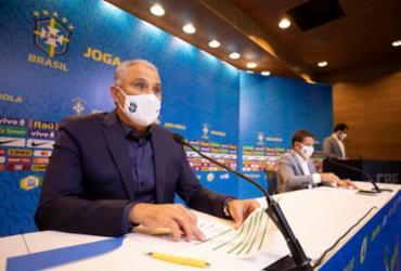 Tite anuncia convocados para início das Eliminatórias   Lucas Figueiredo   CBF