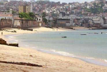Praias de Cantagalo, Boa Viagem, Amaralina e Piatã voltam a ser interditadas | Edilson Lima | Ag. A TARDE