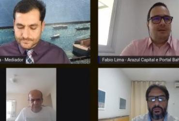 Debatedores apontam favoritismo de Bruno Reis e maior viabilidade de Denice entre opositores   Reprodução   YouTube