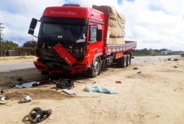 Quatro pessoas morrem em acidente na BR-101 em Conceição do Jacuípe