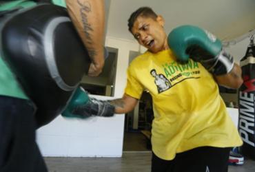 Boxeadora baiana busca título contra oponente 9 anos mais jovem | Rafael Martins | Ag. A TARDE