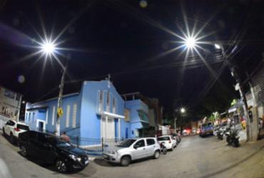 Comunidade de Alto das Pombas recebe 190 novos pontos de luz em LED |