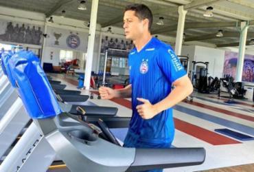 Anderson Martins inicia treinamentos na Cidade Tricolor | Divulgação | E.C.Bahia