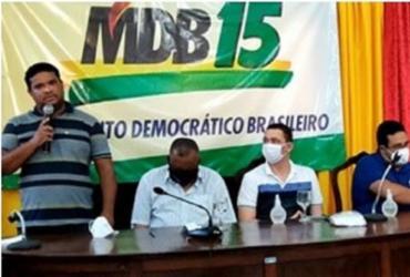 MDB deve apoiar nome de fora do partido para prefeito em Macarani | Reprodução | Políticos do Sul da Bahia