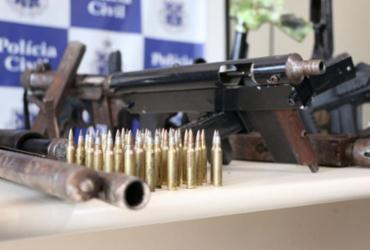 Polícia apreende nove armas de fogo por dia em 2020, diz SSP | Alberto Maraux