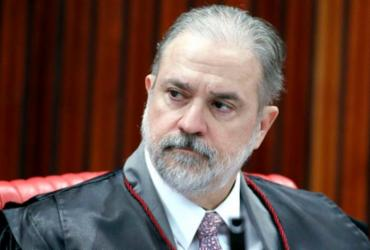 Procurador-geral da República, Augusto Aras, testa positivo para covid-19   Foto: Roberto Jayme   TSE