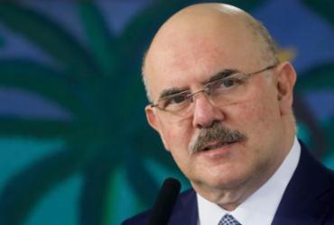 Ministro da Educação diz que por ele aulas voltariam amanhã | Foto: Isac Nóbrega | PR