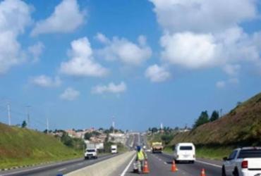 Bahia Norte realiza obras em rodovias BA-093   Foto: Divulgação