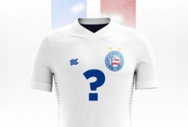 Bahia abre votação para a escolha das novas camisas | Foto: Divulgação | EC Bahia