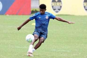 Ramires tem nome publicado no BID e se torna opção no Tricolor   Foto: Felipe Oliveira   EC Bahia