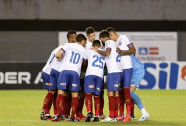Bahia e Vitória ganham tempo para reorganizar as equipes   Felipe Oliveira   EC Bahia