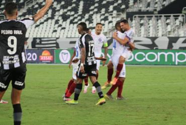 Gilberto desencanta contra Botafogo, Bahia quebra jejum na Série A e deixa o Z-4 | Rafael Machaddo | EC Bahia