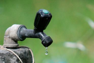 Cinco bairros terão abastecimento de água interrompido nesta quinta-feira | Luciano da Matta | Ag. A TARDE