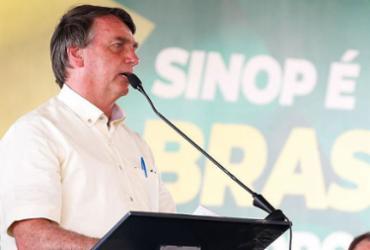 Bolsonaro minimiza pandemia e diz que ficar em casa 'é para os fracos' | Alan Santos | PR