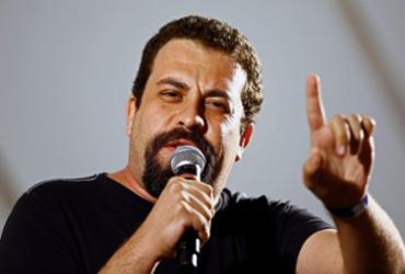 Polícia Federal quer intimar Boulos por críticas a Bolsonaro | Heuler Andrey | AFP