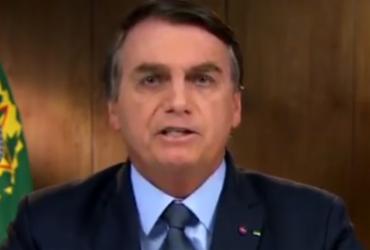 Em discurso na ONU, Bolsonaro afirma que sempre se preocupou com a Covid-19   Reprodução   YouTube