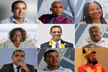 A TARDE/Potencial Pesquisa: Bruno lidera corrida eleitoral | Fotos: Montagem A TARDE