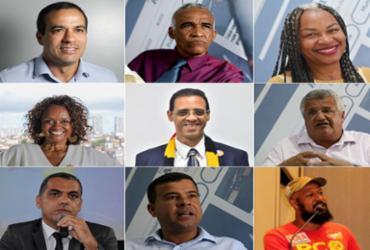 Bruno Reis tem 35% das intenções de voto | Fotos: Montagem A TARDE