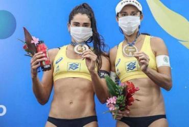Atleta Carol Solberg é denunciada por manifestação contra Jair Bolsonaro | Wander Roberto | Inovafoto | CBV