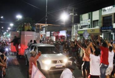 Campanha eleitoral: carreatas causam aglomerações e levam milhares às ruas em municípios baianos | Reprodução / Calila Notícias