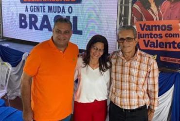 Solidariedade oficializa candidatura de Cézar Rios à Prefeitura de Valente