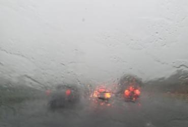 Salvador tem previsão de céu nublado e chuvas ao longo da semana | Raphael Muller | Ag. A TARDE