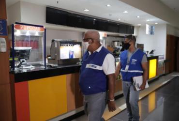 Primeiro dia de reabertura dos cinemas em Salvador termina sem interdições | Uendel Galter | Ag. A TARDE