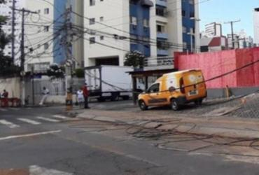 Vistoria da Defesa Civil aponta ferrugem como causa da queda de caixa d'água | Foto: Divulgação | Codesal