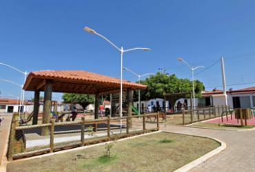 Coribe e Santana são beneficiados com inauguração e requalificação de equipamentos públicos
