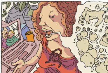 Crônica trágica | Túlio Carapía | Editoria de Arte de A TARDE