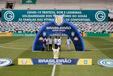 Após reunião com insultos, CBF define mudanças em partidas do Brasileirão | Heber Gomes | AGIF