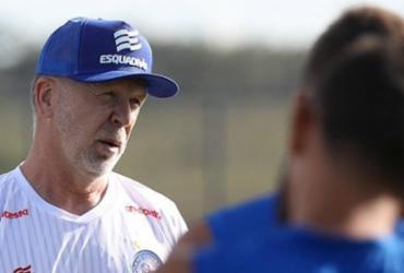 Com a pior defesa da Série A, Bahia leva quase dois gols por jogo | Foto : Felipe Oliveira | EC Bahia