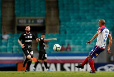 Com dúvidas, Bahia encara Botafogo reforçado nesta quarta | Felipe OIiveira | E.C.Bahia
