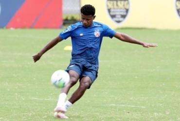 Bahia se reapresenta neste sábado para iniciar semana de atividades | Felipe Oliveira | EC Bahia