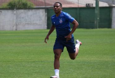 Com 'brilho nos olhos', Elias deve fazer estreia nesta quarta-feira | Bruno Queiroz | EC Bahia