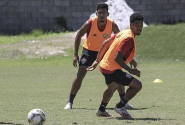 De olho no G-4, Vitória conta com Ewandro para duelo contra CSA | Letícia Martins | EC Vitória | Divulgação