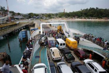 Motoristas enfrentam mais de 2h de espera na fila do ferryboat | Jóa Souza | Ag A TARDE | Arquivo