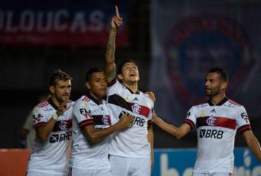 Flamengo supera Barcelona e desfalques pela covid-19 na Libertadores   Alexandre Vidal   CR Flamengo