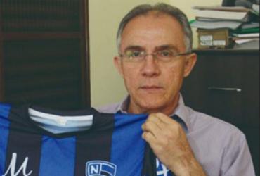 Presidente de time da Série D do Brasileirão é assassinado por ex-jogador   Divulgação   Nacional Atlético Clube