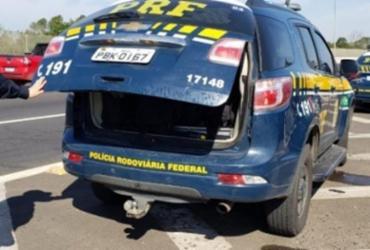 Homem é preso dirigindo embriagado na BR-116; suspeito tentou fugir duas vezes