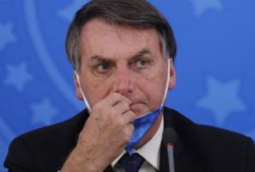 Bolsonaro afirma que não dá para ficar muito tempo mais com auxílio | Sergio Lima | AFP