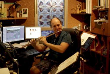 Dia do Idoso: tecnologia ajuda a superar distanciamento | Adilton Venegeroles | Ag. A TARDE