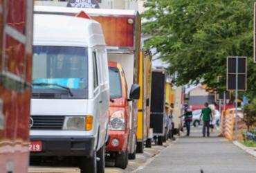 Após ordenamento, food trucks retornam ao Imbuí   Bruno Concha   Secom