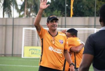 Após deixar o Bahia de Feira, Barbosinha assume nova função no Jacuipense | Divulgação | Bahia de Feira